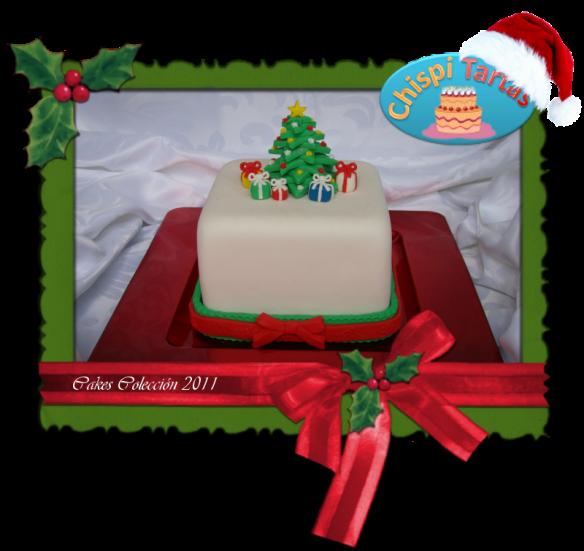 Curso Tartas Navidad