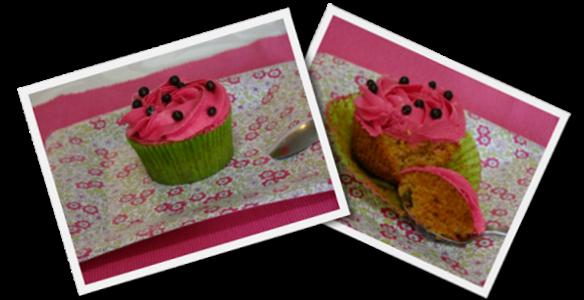 cupcakes de sandia