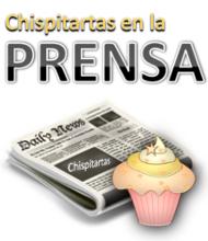 Chispitartas en la prensa