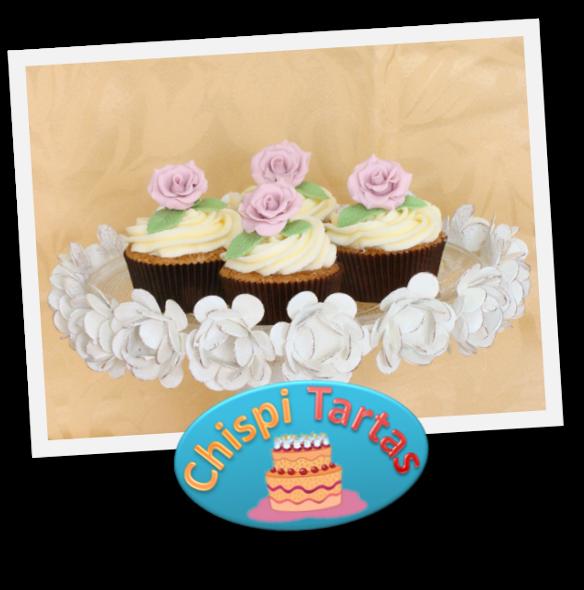 cupcakes de canela y miel