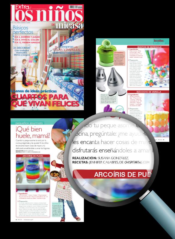 Revista MICASA extra Los Niños