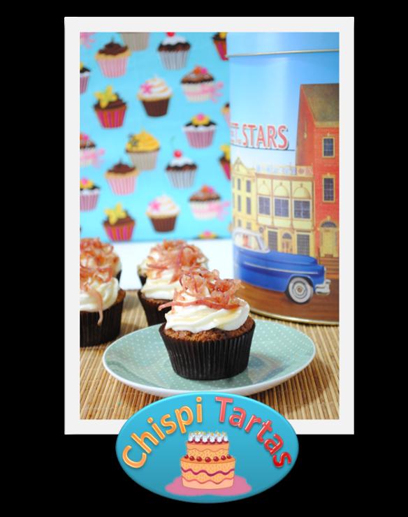 cupcakes de baicon